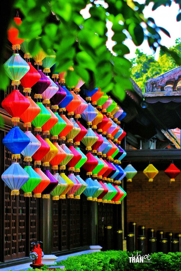 Colors of Hoi An at Ba Na Hills by Khoi Tran Duc