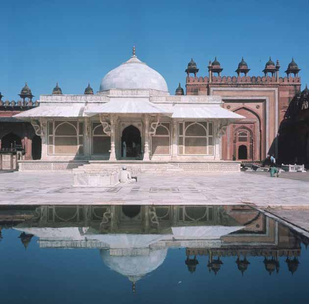 Fatehpur Sikri Palace - Fatehpur Sikri, India
