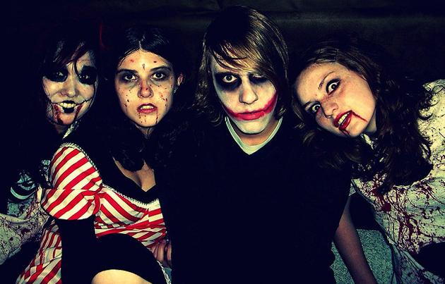 Halloween By Megan Caros