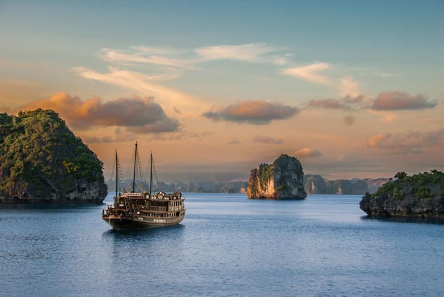 Halong Bay III by César Asensio Marco