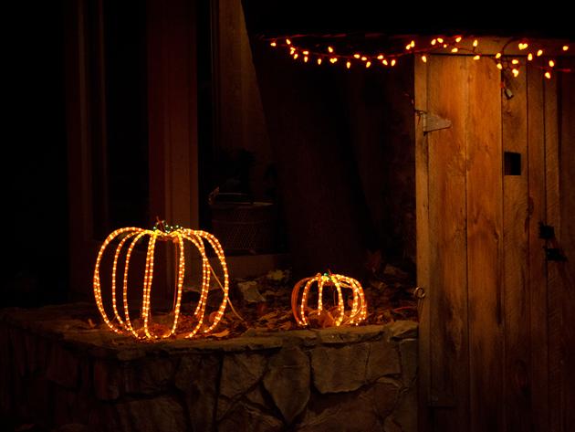 Happy Halloween! by Steven Wosina