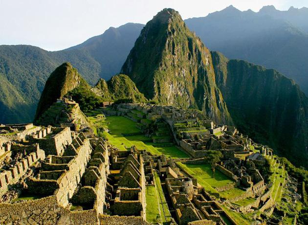 Machu Picchu. Cuzco, Peru