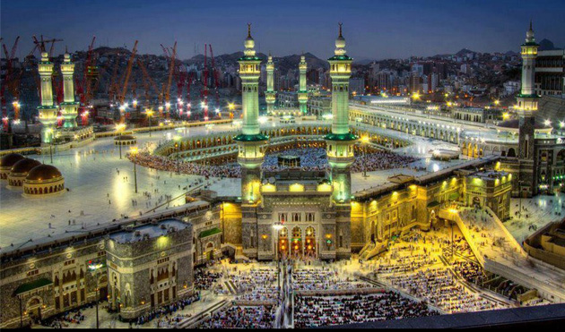 Masjid AL Haram. Makkah, Saudi Arabia