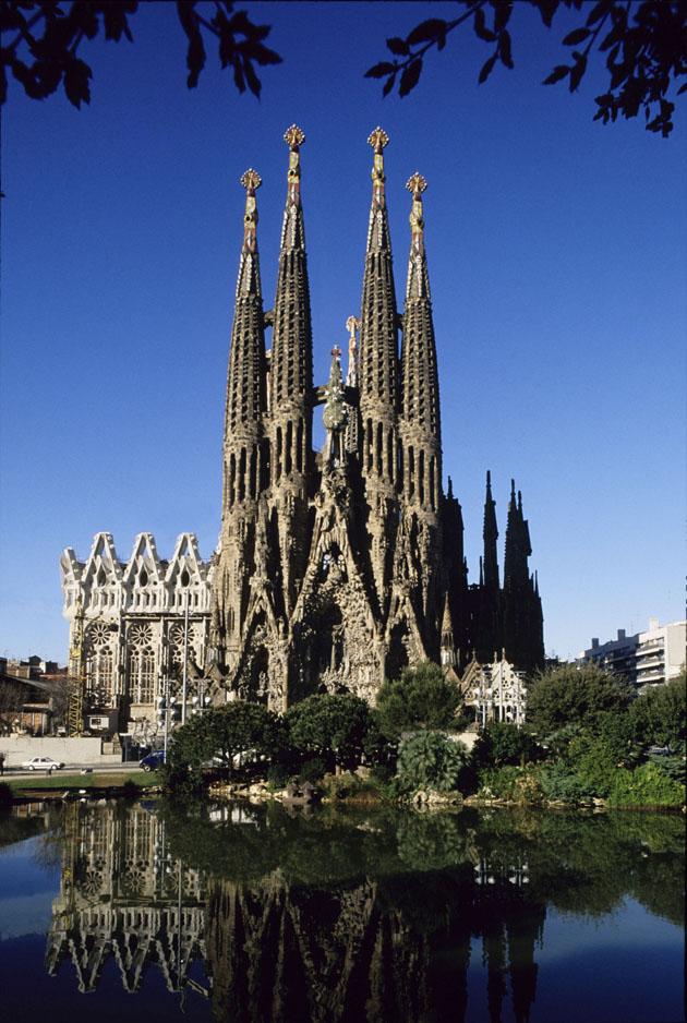 Sagrada Familia Basilica - Barcelona, Spain