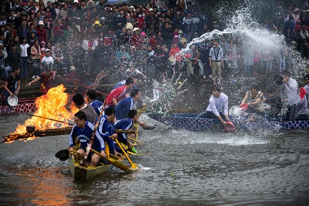 Spring festival by Hai Thinh