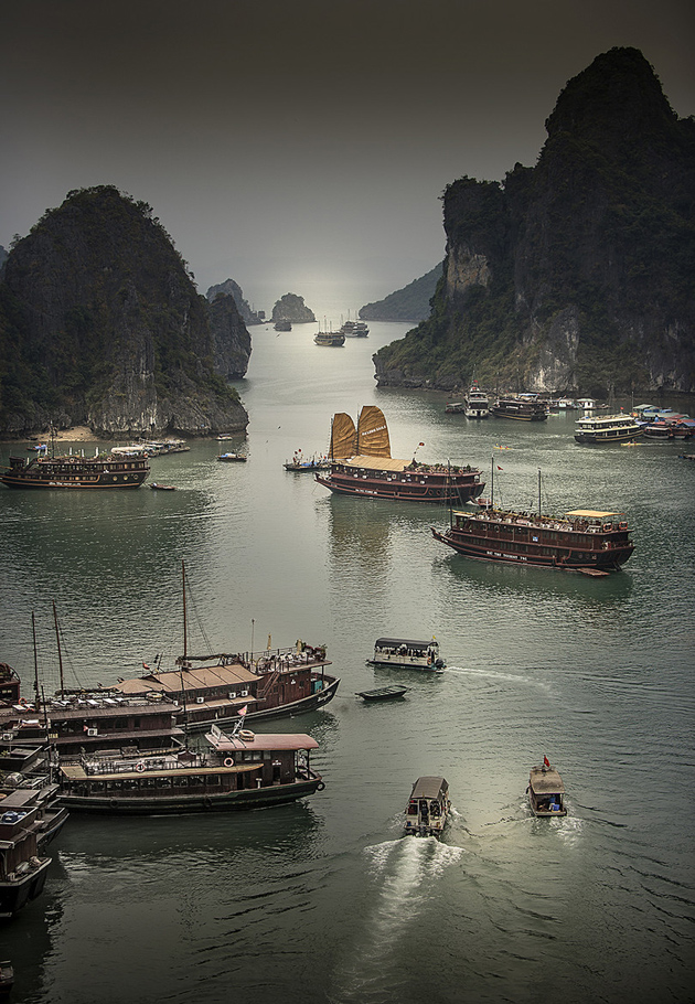 Vietnam 2011 by Muammer Yanmaz