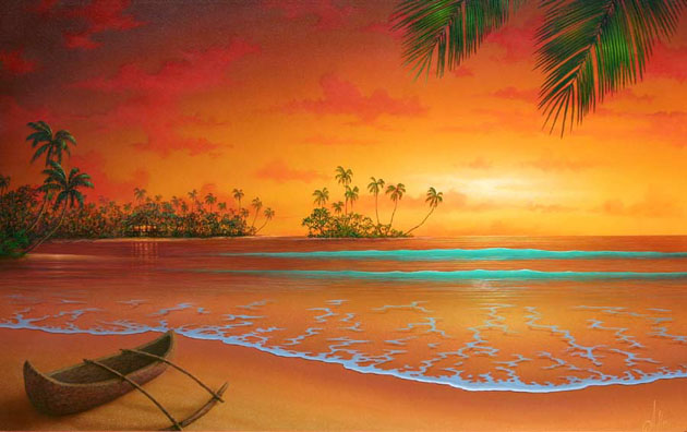 30 Beautiful painting of Sun all times (8)