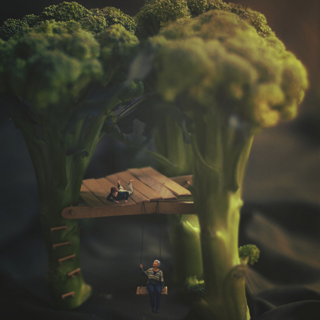 30 Tiny miniature Photography by fiddle oak (9)