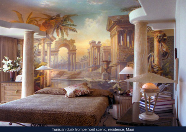Best and Beautiful inspirited Wall Mural Paintings (11)