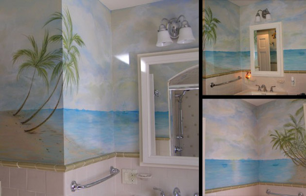 Best and Beautiful inspirited Wall Mural Paintings (9)