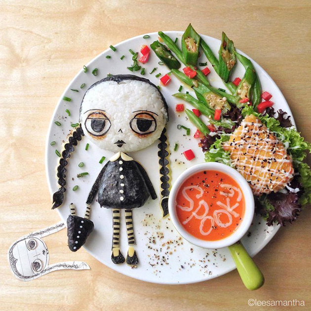 Creative mom turns meals into masterpieces (5)