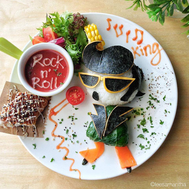 Creative mom turns meals into masterpieces (9)