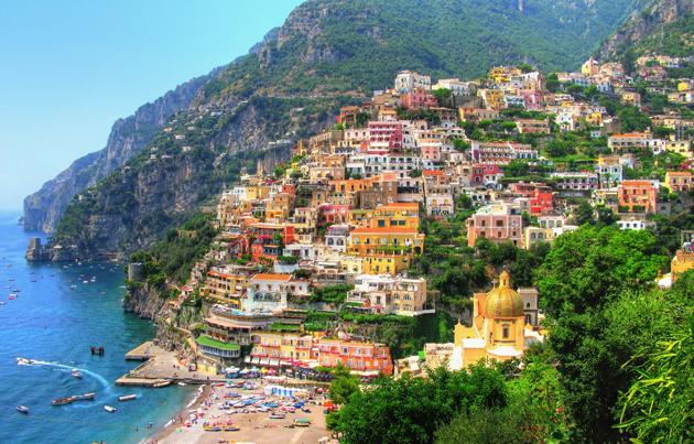 Pompeii-and-Amalfi-coast