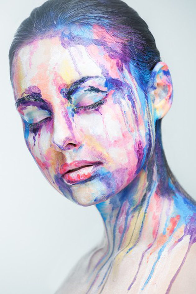 Collection of Face Art Portraits from Alexander Khokhlov (8)