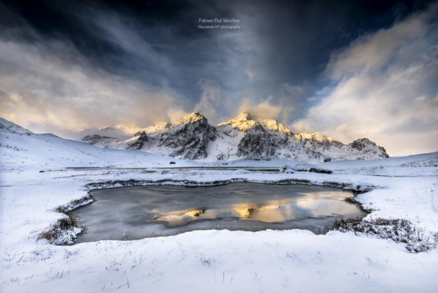 Divine Reflexion by Fabien Dal Vecchio