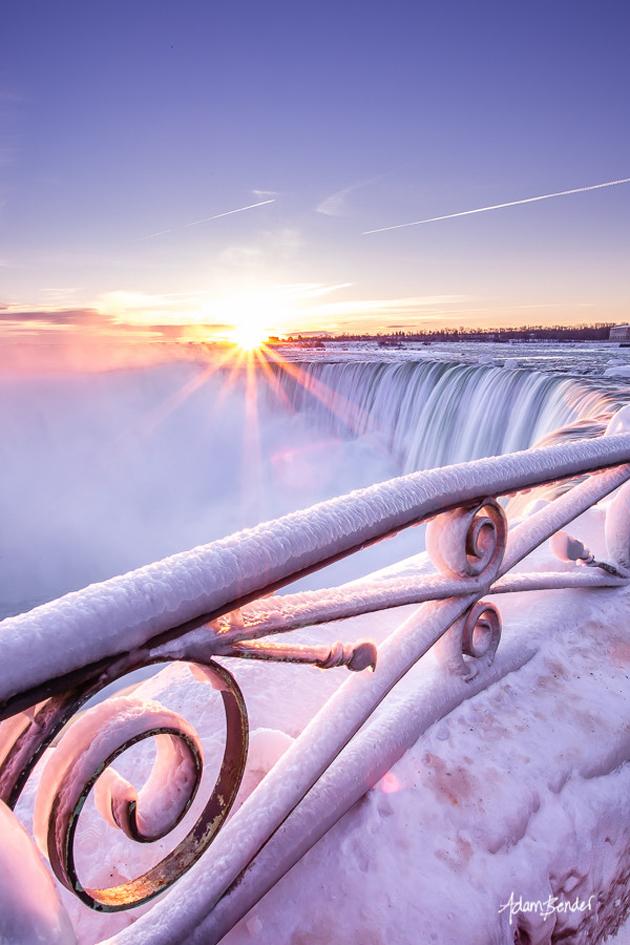 Niagara Falls by Adam Bender