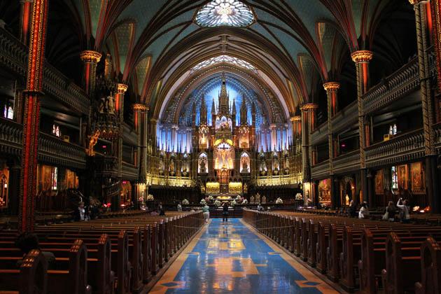 Notre Dame Basilica by Nikhita Singh