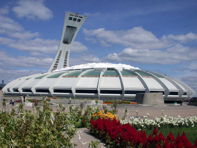 Olympic Stadium – Montreal