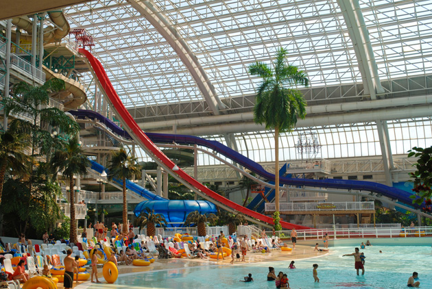 West Edmonton Mall – Alberta