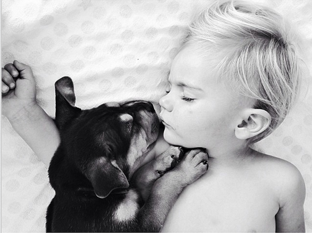 Cute Photography of a Toddler with Puppy (18)