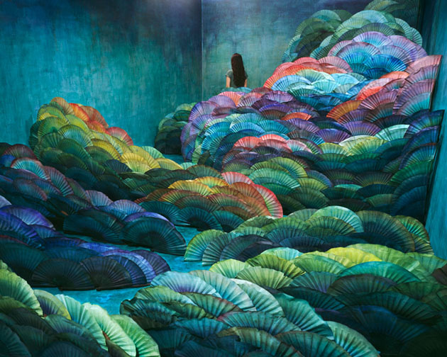 DREAM IN ONE ROOM CREATIVE ART BY JEEYOUNG LEE (1)