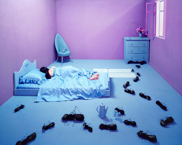 DREAM IN ONE ROOM CREATIVE ART BY JEEYOUNG LEE (10)