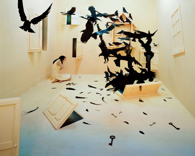 DREAM IN ONE ROOM CREATIVE ART BY JEEYOUNG LEE (11)