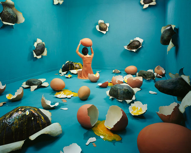 DREAM IN ONE ROOM CREATIVE ART BY JEEYOUNG LEE (12)