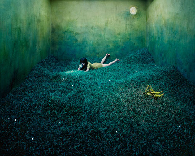 DREAM IN ONE ROOM CREATIVE ART BY JEEYOUNG LEE (16)