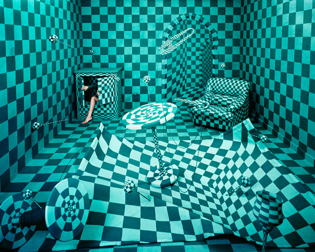 DREAM IN ONE ROOM CREATIVE ART BY JEEYOUNG LEE (20)
