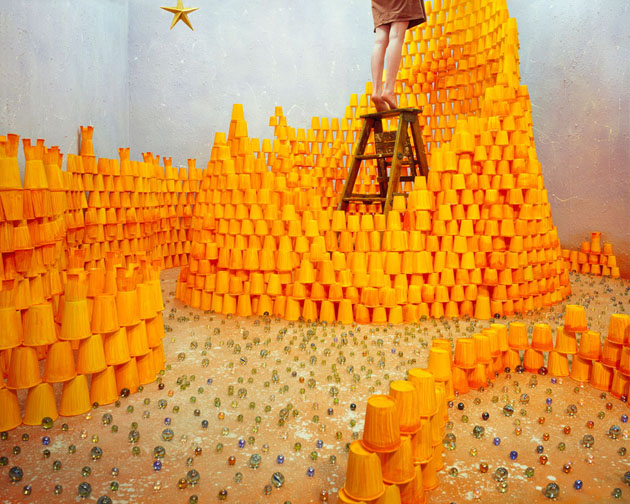 DREAM IN ONE ROOM CREATIVE ART BY JEEYOUNG LEE (3)