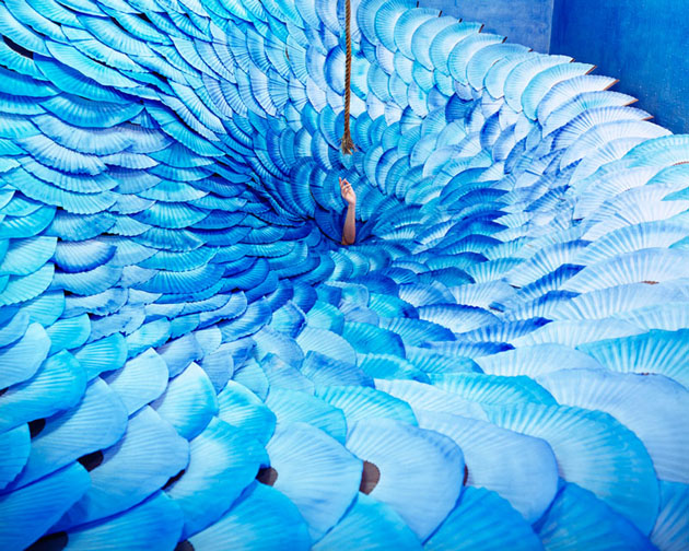 DREAM IN ONE ROOM CREATIVE ART BY JEEYOUNG LEE (5)