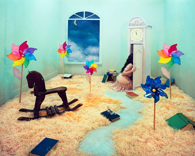 DREAM IN ONE ROOM CREATIVE ART BY JEEYOUNG LEE (6)