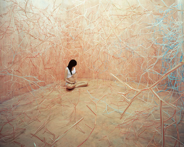 DREAM IN ONE ROOM CREATIVE ART BY JEEYOUNG LEE (8)