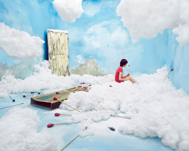 DREAM IN ONE ROOM CREATIVE ART BY JEEYOUNG LEE (9)
