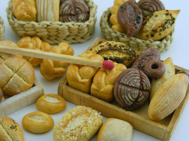 Awesome Miniature Food Sculptures by Shay Aron (10)