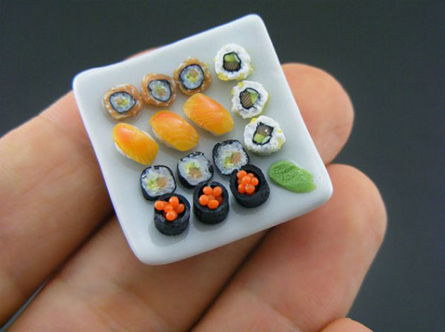 Awesome Miniature Food Sculptures by Shay Aron (4)
