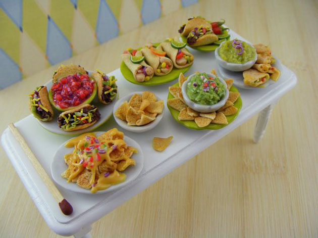 Awesome Miniature Food Sculptures by Shay Aron (5)