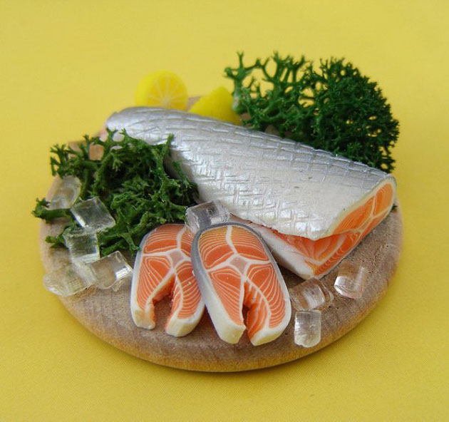 Awesome Miniature Food Sculptures by Shay Aron (8)