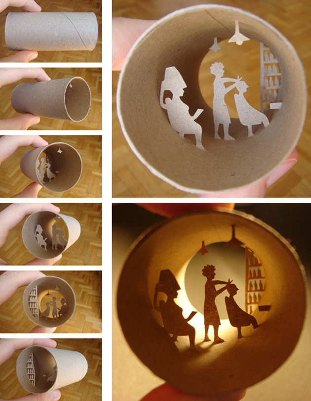 Paper Art By Anastassia Elias (1)