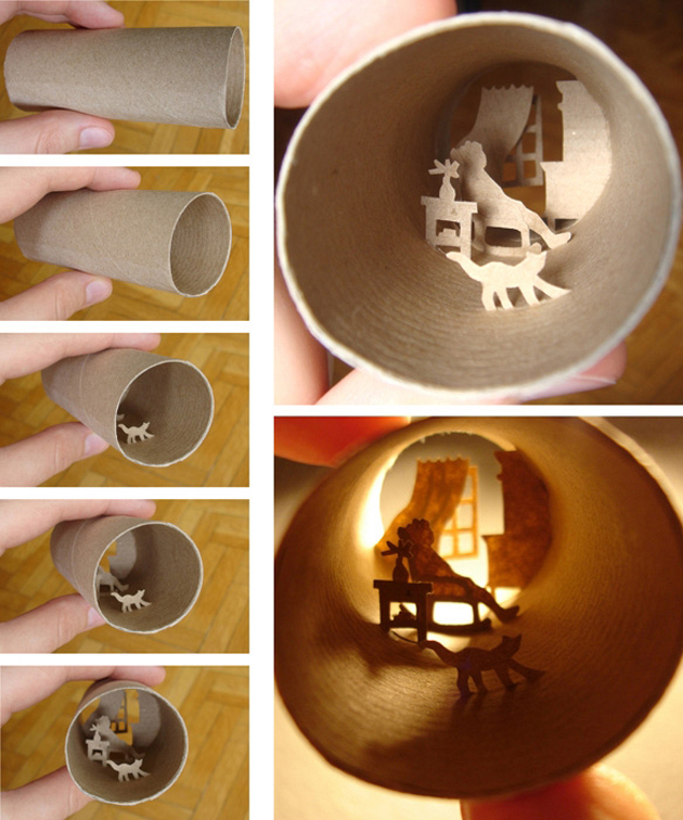 Paper Art By Anastassia Elias (11)