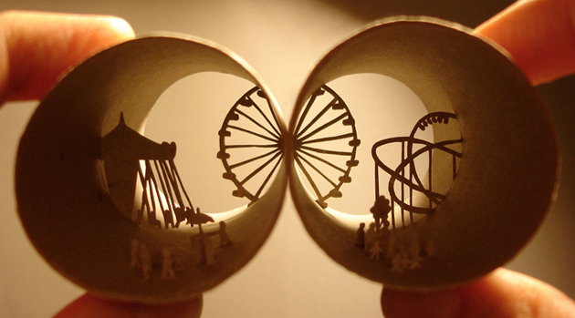 Paper Art By Anastassia Elias (21)