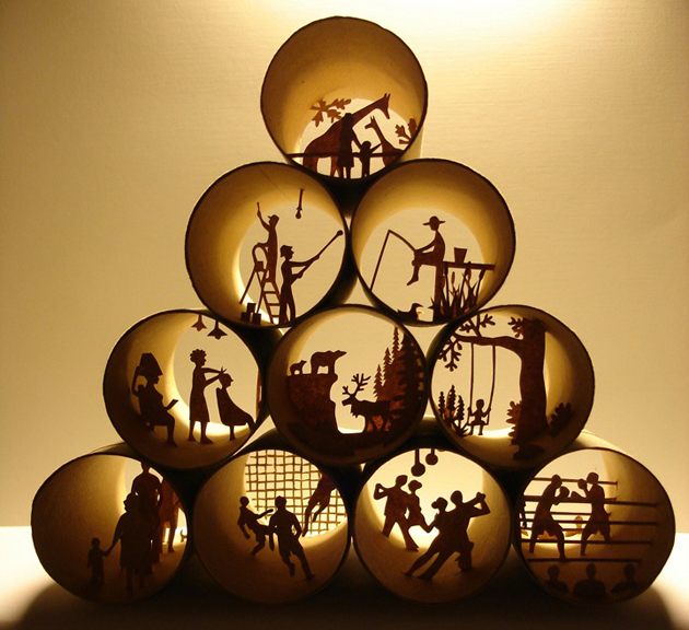 Paper Art By Anastassia Elias (22)