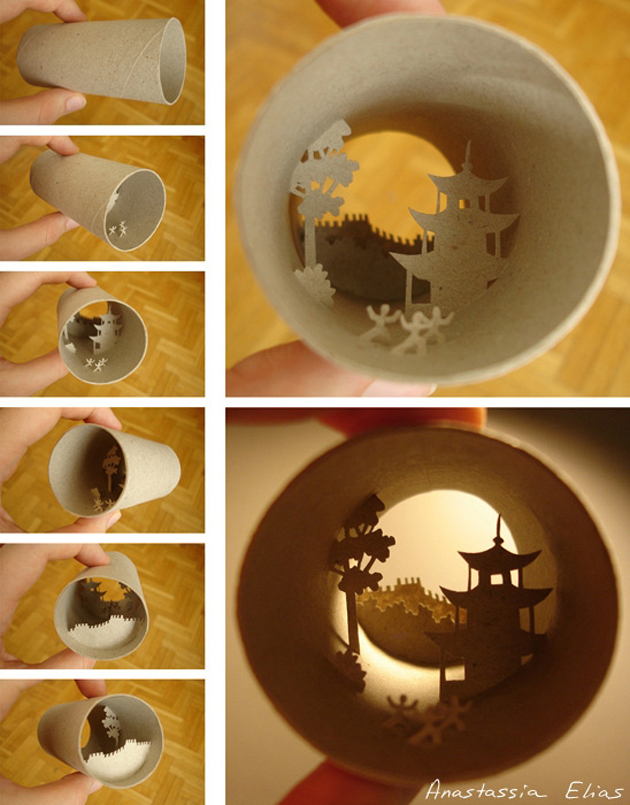 Paper Art By Anastassia Elias (4)