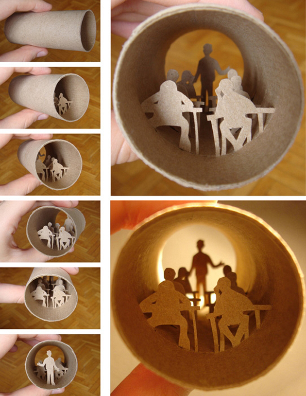 Paper Art By Anastassia Elias (7)