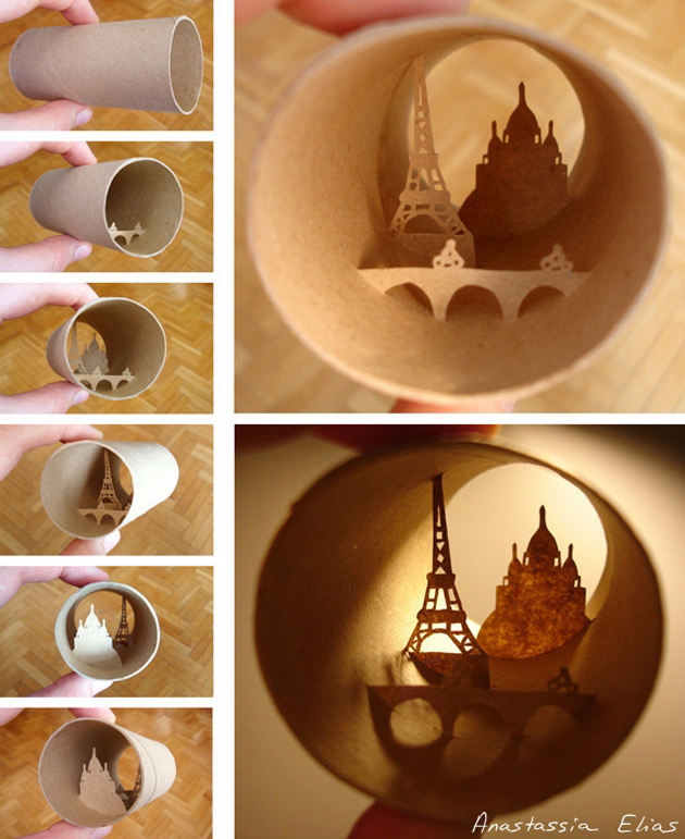 Paper Art By Anastassia Elias (9)