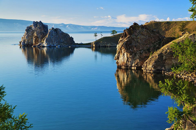 Beautiful Baikal Lake in Russia (13)