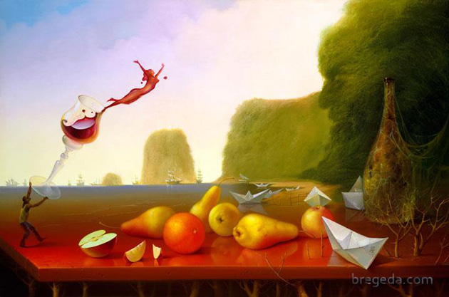 Creative Surreal Paintings by Victor Bregeda (4)