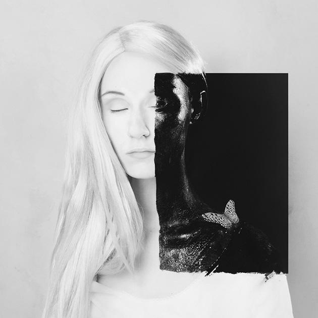 Surreal Self-Portraits By Flora Borsi (8)