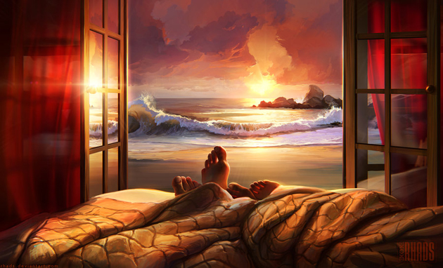 Mind Blowing Digital Art by RHADS (1)